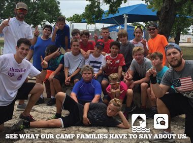 See what our camp families have to say about us.