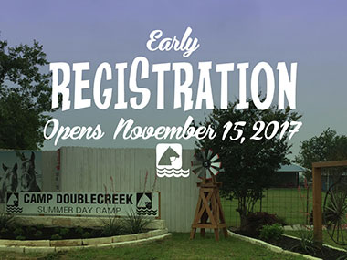Early Registration opens November 15, 2017